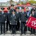 富士宮市消防出初め式  平成31年1月6日